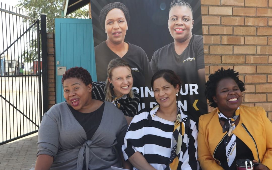 Champions for Children launches Giyani Chapter