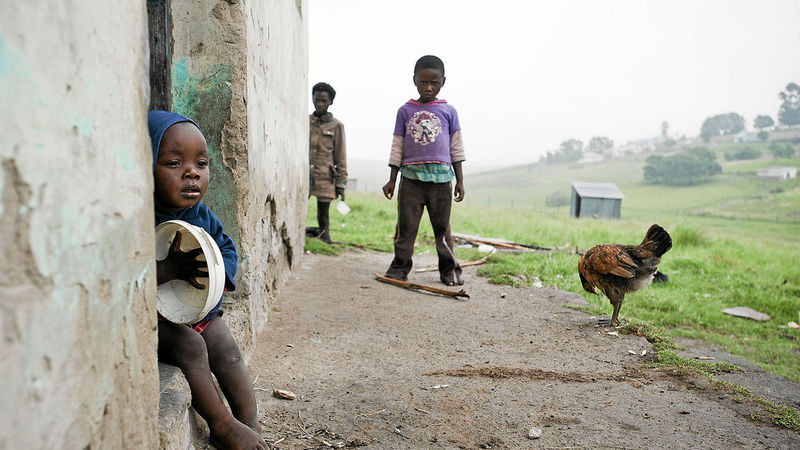 SA is food secure but millions of children are stunted