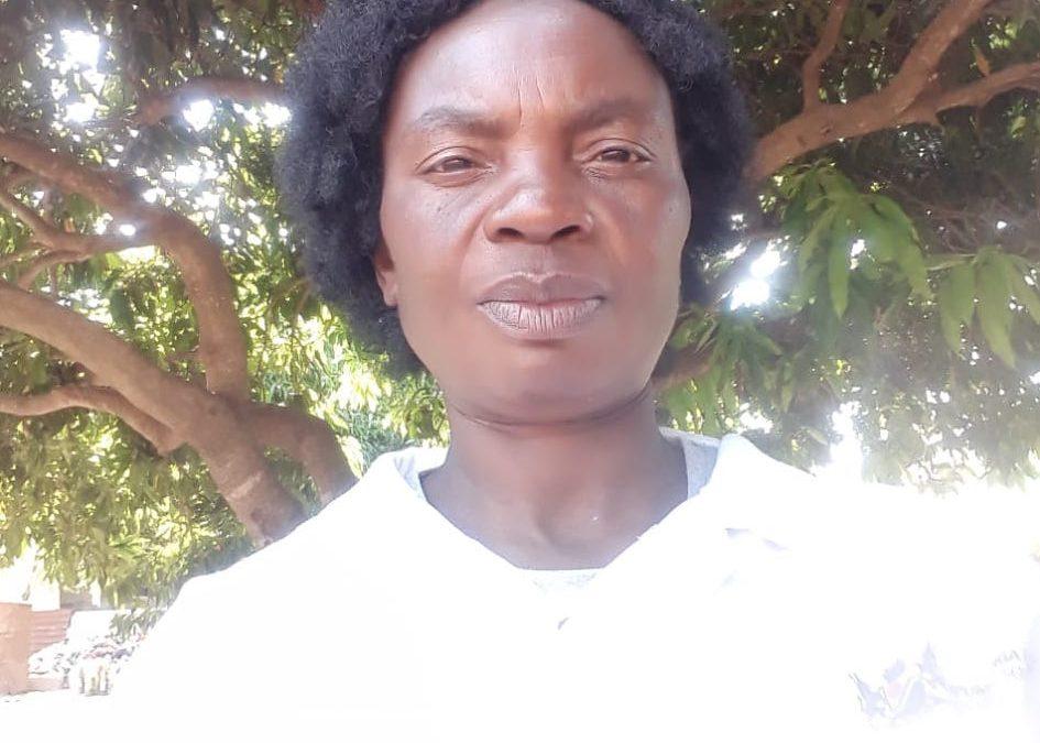 Our Heroes From The Field Sheila Khoza- Chw, Magudu- Nkomazi