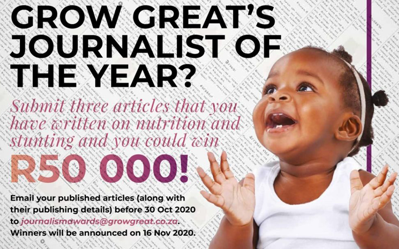 2020 Grow Great Journalist of the Year submissions now open